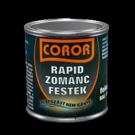 coror rapid zománc