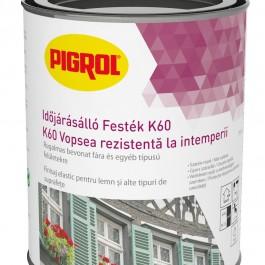 Pigrol Időjárásálló Festék K60